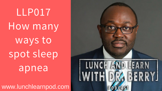 sleep apnea, drpierresblog