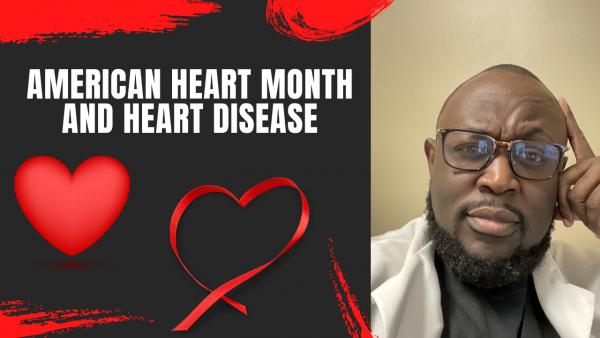 American heart month, heart disease